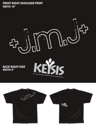 JMJ keysis shirt
